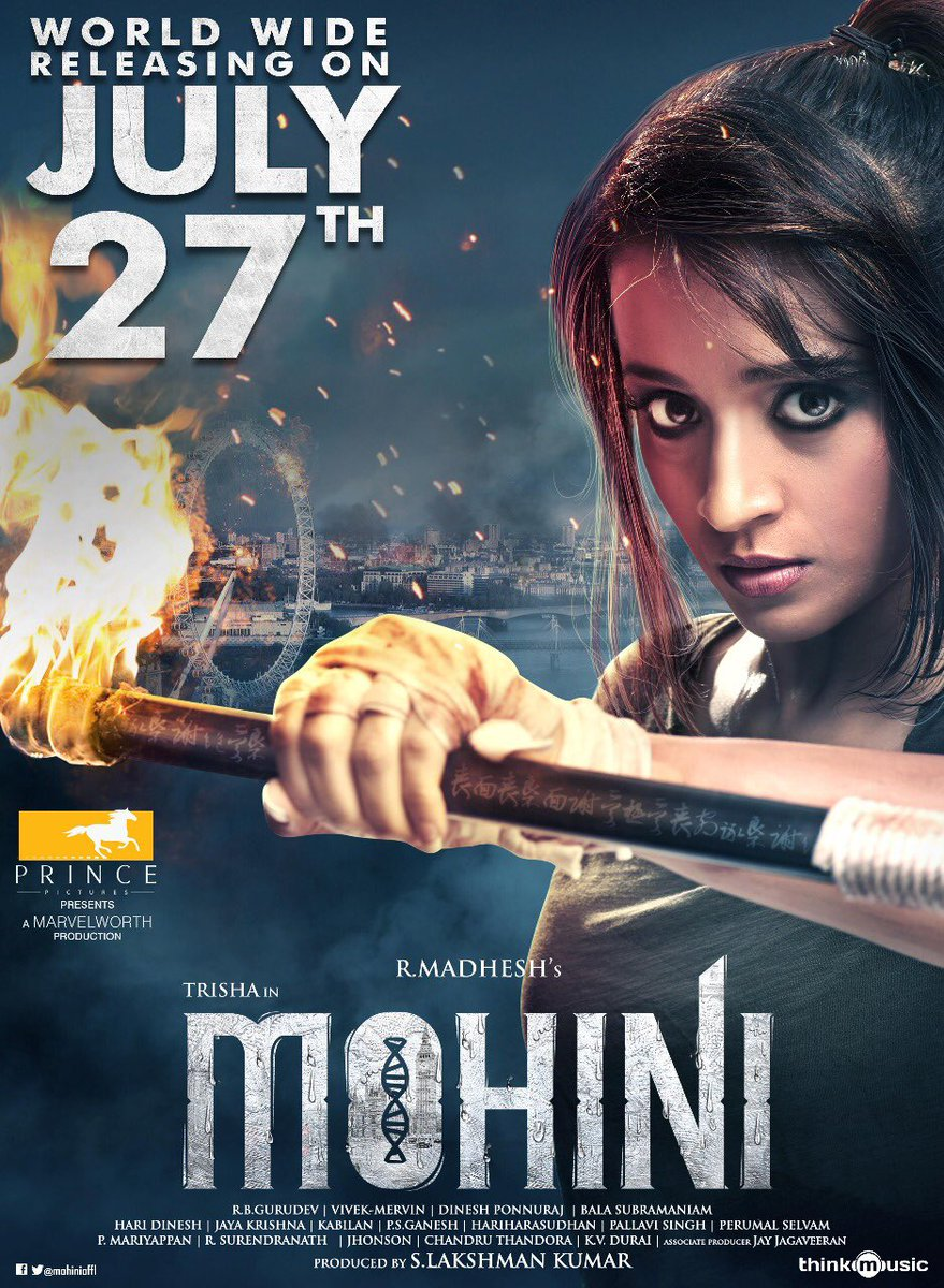 Trisha is back after 2 years in such a way