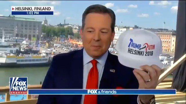 .@edhenry is LIVE from Helsinki with some special gifts for @PeteHegseth #betterwithfriends https://t.co/gqgF8EpEf3