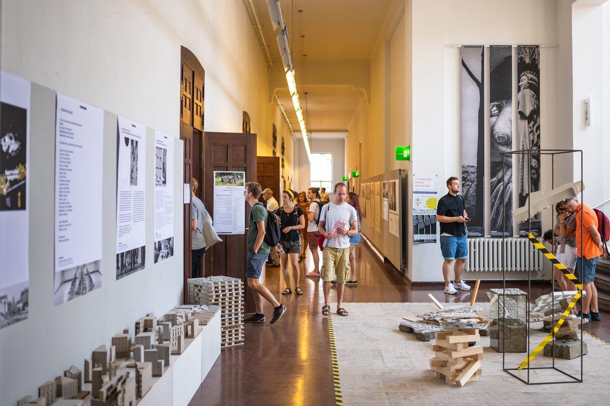 Bauhaus Uni Weimar On Twitter Summaery2018 Startet In Den