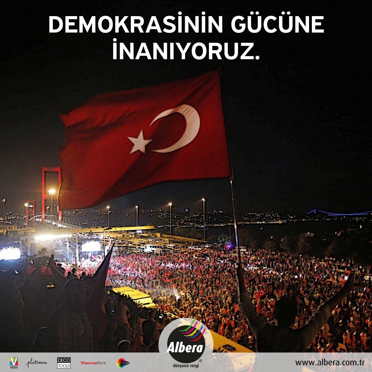 Albera Boya On Twitter 15 Temmuz Demokrasi Ve Milli Birlik Gunu