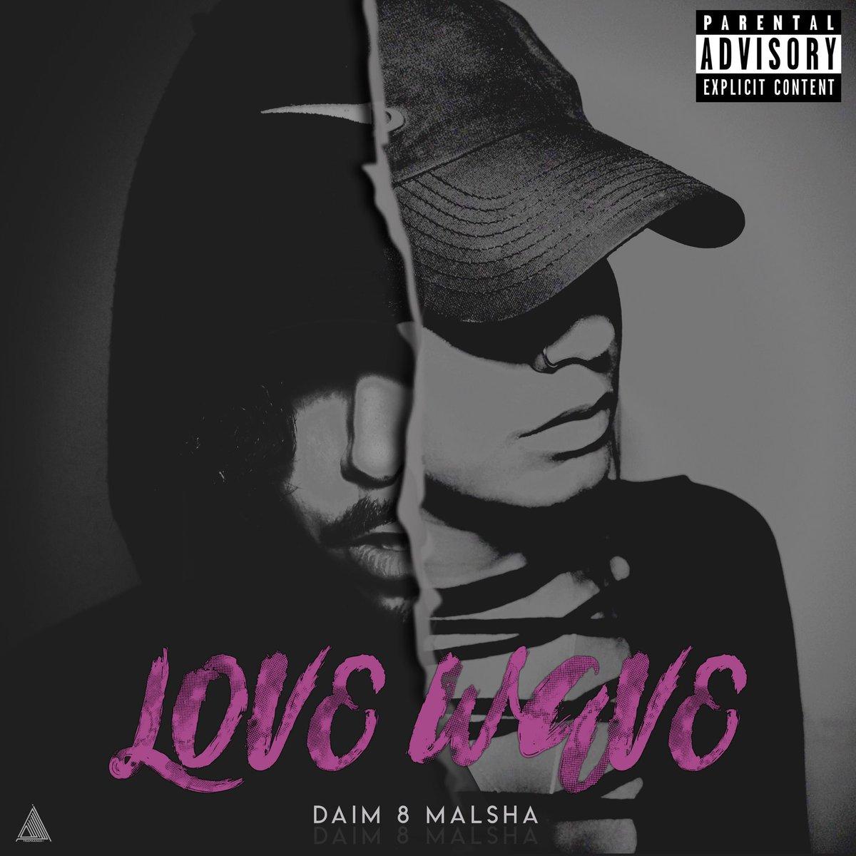 Neues #Trap Tape LOVE WAVE von @daim_crime& @Malshaaa jetzt anhören: https://soundcloud.com/crime-daim/sets/love-wave…   #deutschtrap #deutschrap #deutschhiphop #femalemc #trapmusic #trapmusik #hamburgtrap #hamburghiphop #nürnberg #hiphop #musicproduction #singerpic.twitter.com/ImdtBEdPte