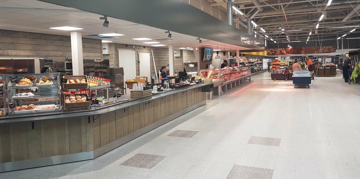 K Supermarket Eura