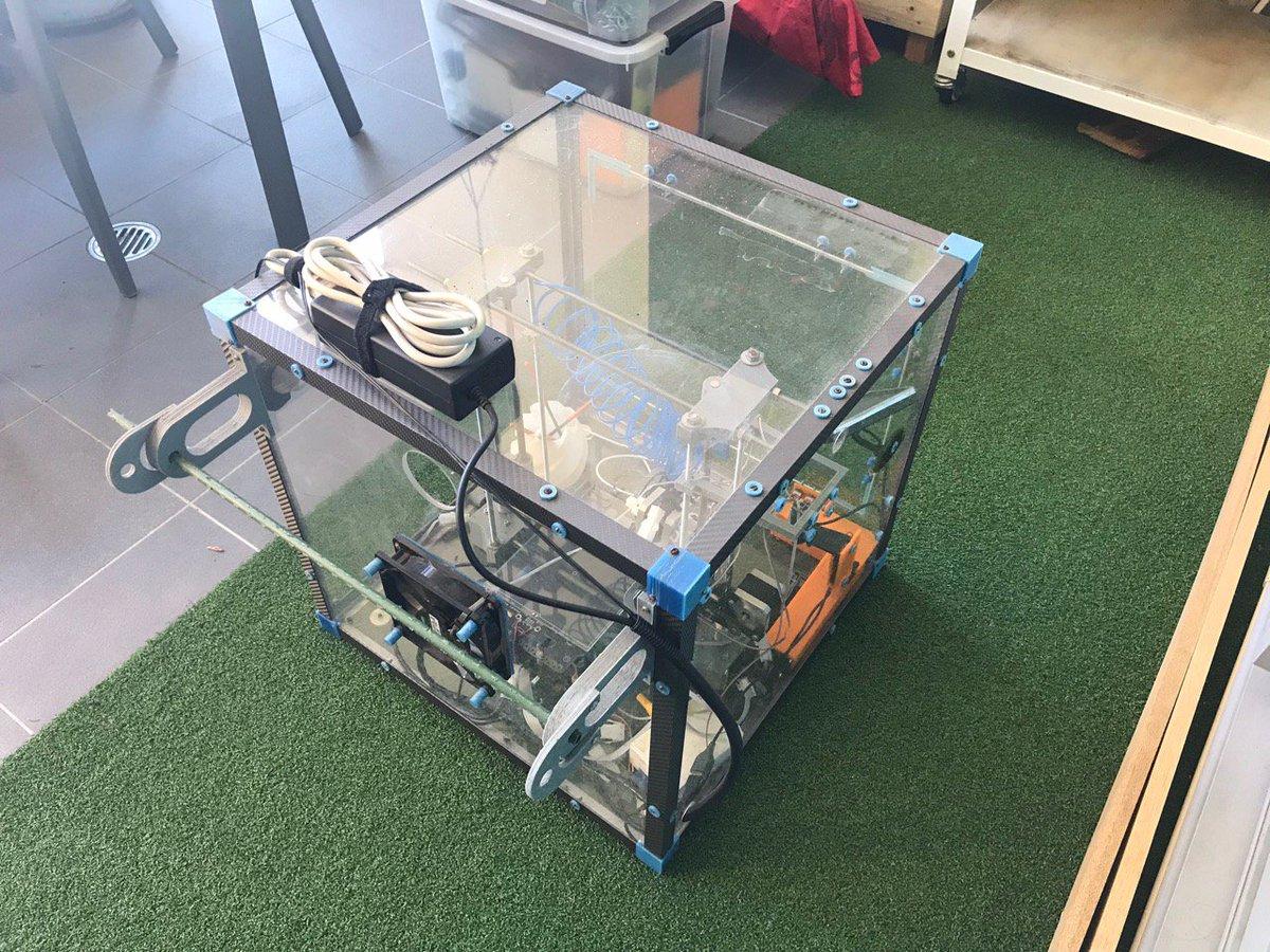 test Twitter Media - End of an Era: Disassembling my first generation #Portabee 3D printer - #DIY #Modding #3DPrinter https://t.co/wfwdm7LagJ https://t.co/4XwiZd5cxW