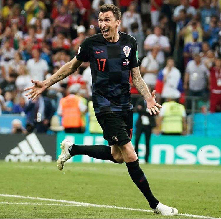 #thebest #misternogood #WorldCup #FRACRO #Mandzukic