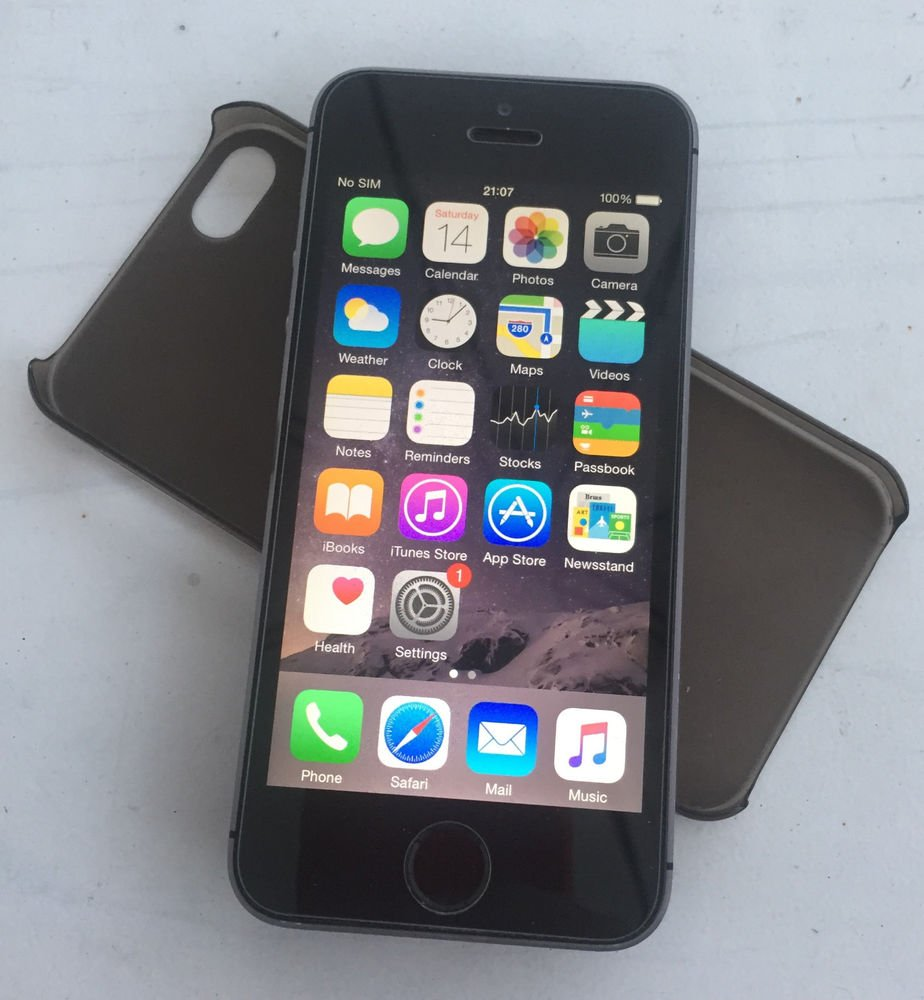 Uk Iphone Sales On Twitter Ebay Apple 5s 16gb Space Se Grey 223 Am 15 Jul 2018