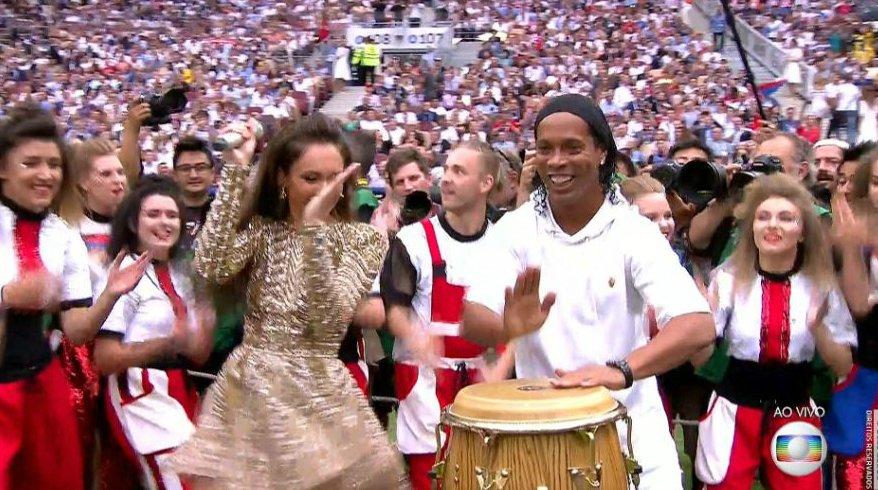 Final da Copa comprova: Ronaldinho Gaúcho é o rei dos rolê aleatórios https://t.co/QTA7KLZTjD