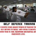 #SelfDefence Twitter Photo