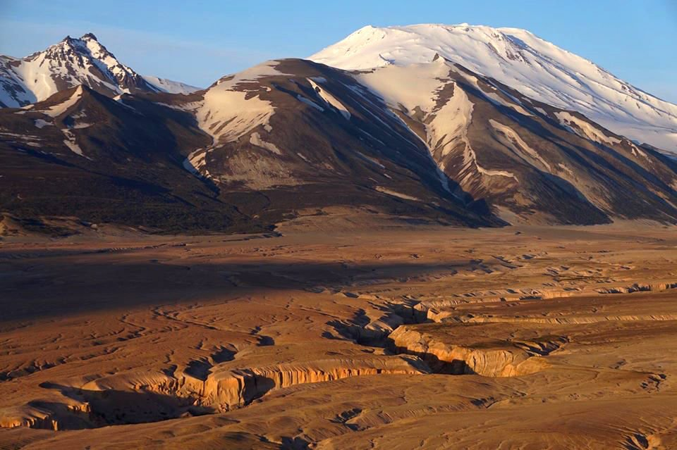 The eruption of Novarupta in 1912 was the first in modern history to deposit a pyroclastic flow on land rather than in the sea.  This allowed the phenomenon to be truly studied in detail for the first time and was the reason that Katmai National Monument was first established. <br>http://pic.twitter.com/5BHHz3WkGq