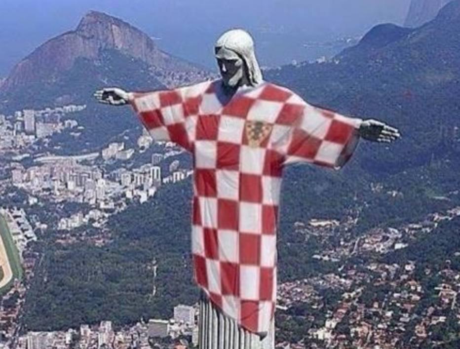 Brasileiros declaram na web torcida pelo título inédito da Croácia https://t.co/G0Wq44u4Vm