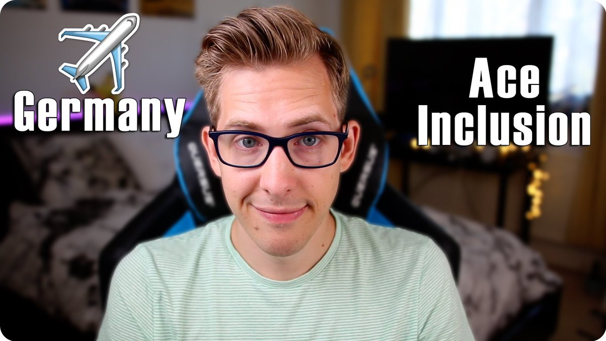 New video! Moving to Germany and Asexual inclusion. Check it https://t.co/4Ex8JjJJSo