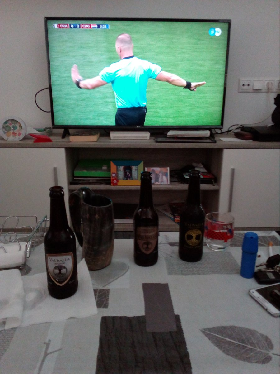 Ready for the final! @Hidro_Valhalla  #VamosCroacia <br>http://pic.twitter.com/277a8CE6KD
