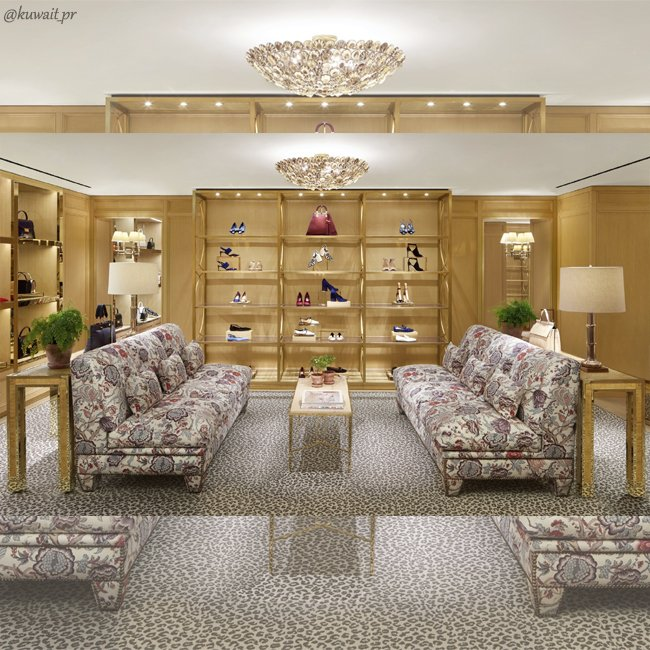 a1c3ce97866  toryburch Burch Re-opens Boutique in Kuwait City