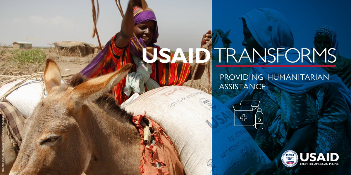 #USAIDTransforms by standing with communities around the world when disaster strikes. https://t.co/xo90DVMxma