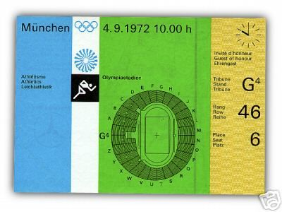 Otl Aicher&#39;s iconic design for the 1972 Munich Olympics. He was asked to create a design that complimented the newly built Olympic Stadium. These are the tickets, showing various venues. The typography, pictograms and grid layout are all faultless in my view. #Stadium #fontsunday<br>http://pic.twitter.com/XEveWoK0KO