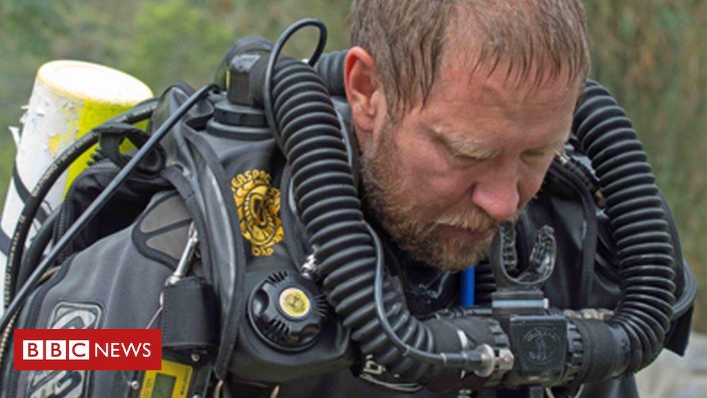 Resgate na Tailândia: o mergulhador médico australiano que ficou com meninos na caverna até o final https://t.co/2daLTZBTma