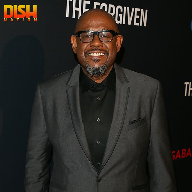 Happy 57th Birthday to Forest Whitaker!