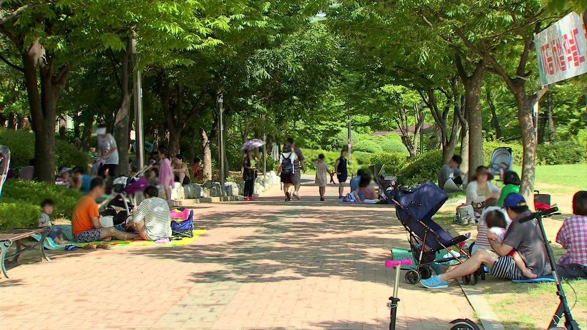 [JTBC 뉴스룸] #날씨 16일도 폭염…대구·포항 37도, 서울 33도. 미세먼지 농도는 전국 대부분 '보통', 부산과 울산은 '나쁨' 전망. https://t.co/ziJpuGO2pa
