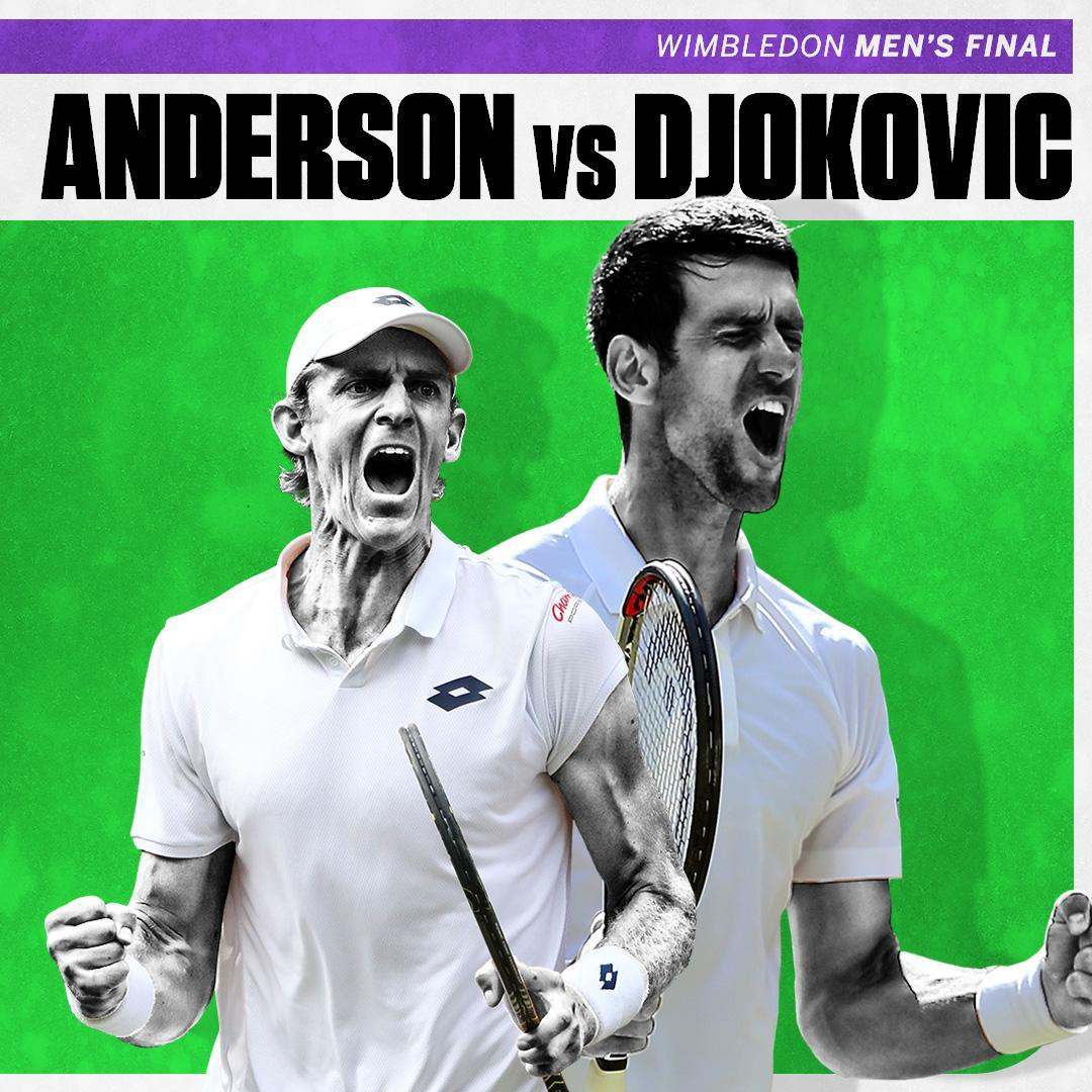 ESPN's photo on Kevin Anderson