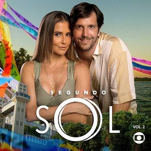 Trilha sonora #SegundoSol Volume 2 já disponível no Teledramaturgia. Veja a relação das músicas >> Foto