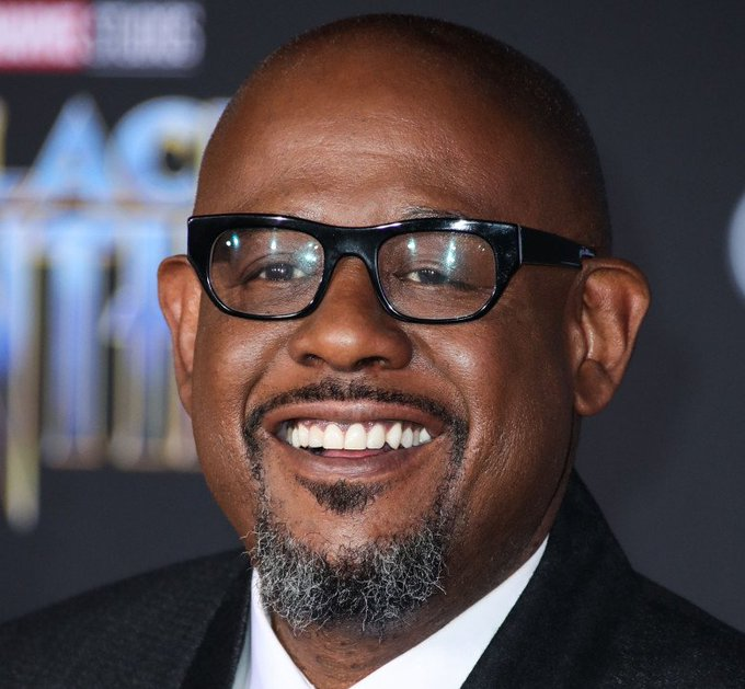 Happy 57th birthday, Academy Award Winner Forest Whitaker.  Born in Longview, TX!