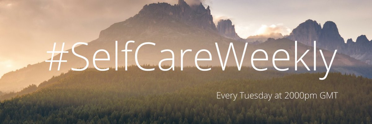 #SelfCareWeekly is back Tues 2000pm GMT. Connect with your fellow contributors of #HRTribe #HRonPurpose #SHRM #HRHour #Nextchat #LeadersHour @MHFAEngland #LDInsight @HR_Hour Grow your network &amp; make friends with #HR professionals &amp; other interesting humans from all over the world <br>http://pic.twitter.com/QVU6j5pPLH