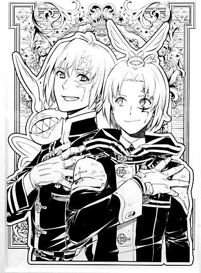 Weekly Shonen Jump Exhibition Vol.3 Special Illustration : Katsura Hoshino Allen Walker「D.Gray-man」 #dgrayman<br>http://pic.twitter.com/f7WbVmXR4V