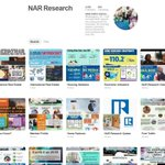 Stay up to date with all of the latest infographics and videos from NAR Research by following us on Pinterest. https://t.co/DemZQkx0Li