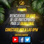 #FinalReto4Elementos Twitter Photo