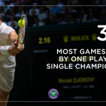 Another lengthy record goes the way of Kevin Anderson...#Wimbledon