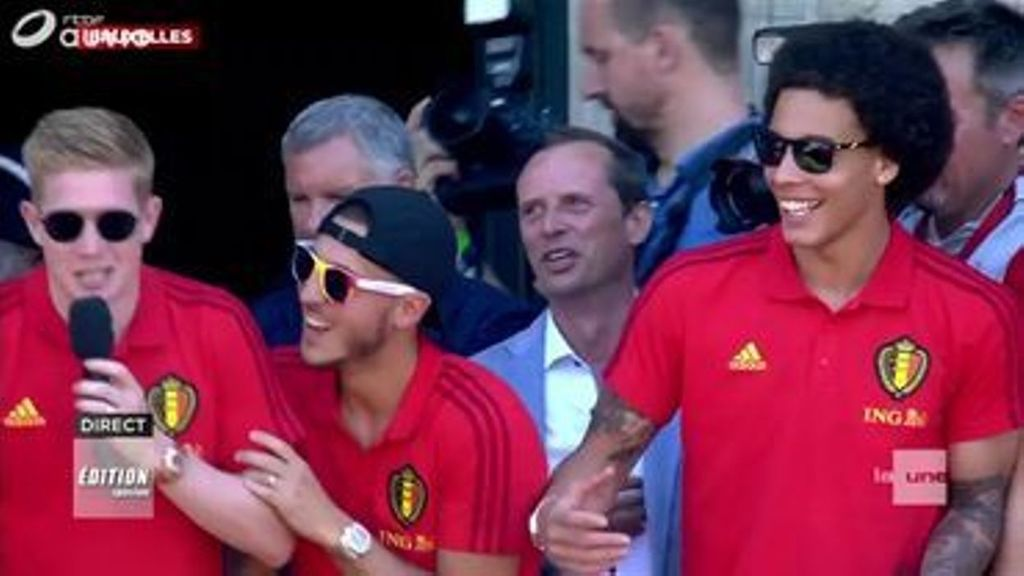 Place #DIABLES Rouges 🇧🇪's photo on De Bruyne