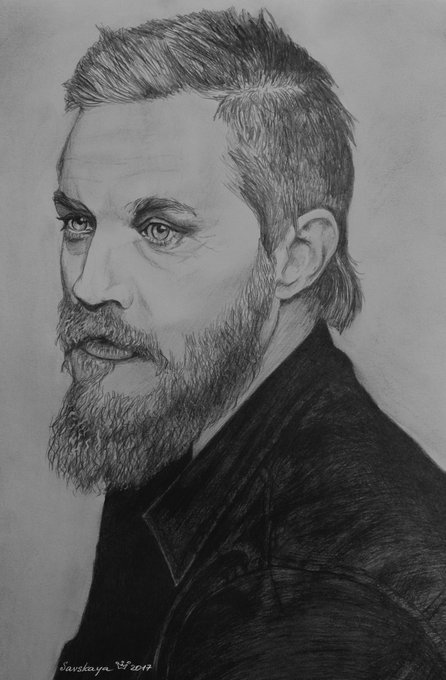 Happy Birthday Travis Fimmel . With the best wishes