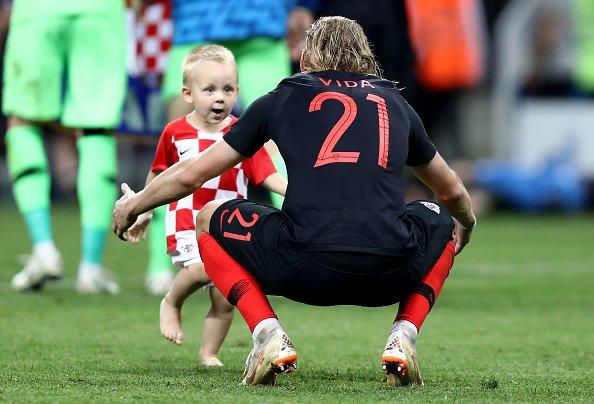 Filho de Vida vai te fazer tocer pela Croácia na final da Copa do Mundo https://t.co/Wdk0Eo4sxt