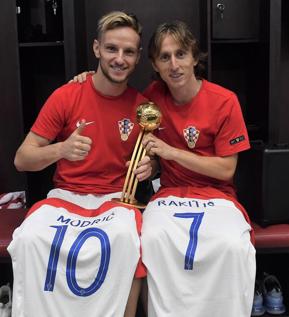 Juez Central's photo on Modric