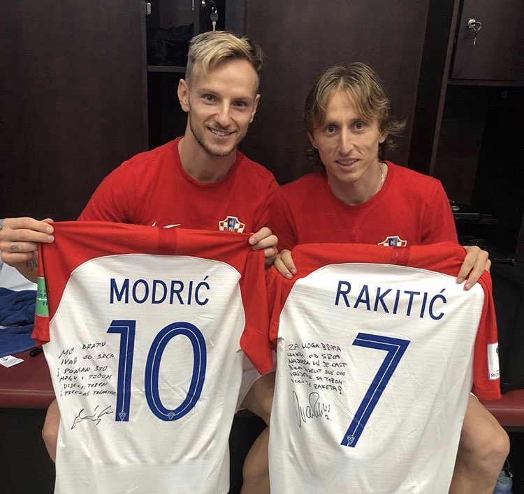 Futmais's photo on Modric