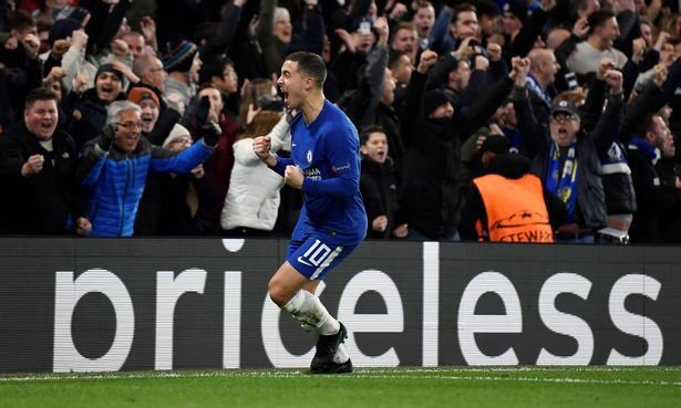 Chelsea gave Eden Hazard till April to tell the club if he wanted to leave and if he did, they would have allowed him. The player said he was happy at the moment and did not give indication he wanted to leave.  Chelsea have closed the door on a potential move away.  [RMC] <br>http://pic.twitter.com/76eovVZ7mn