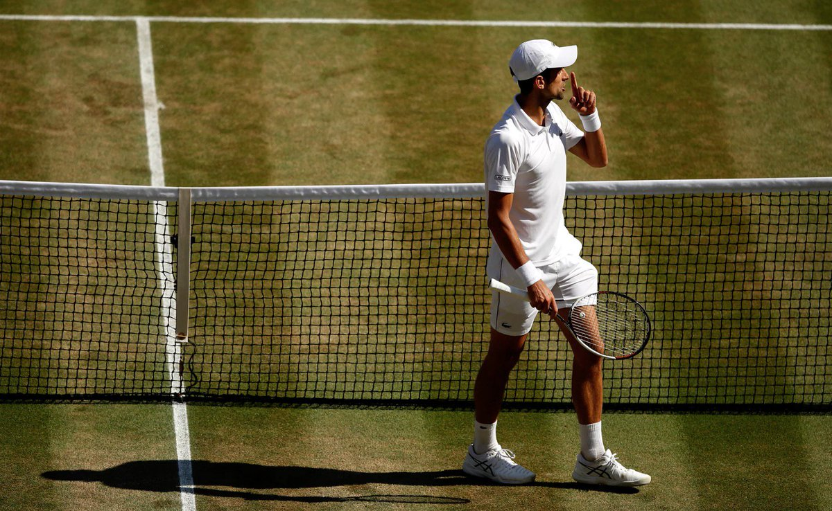 Guardian sport's photo on Kevin Anderson