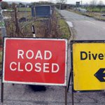 #Planned_Road_Closure Twitter Photo