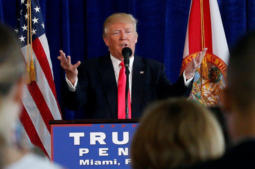 Trump se declara disposto a concorrer à reeleição https://t.co/eAp2QDUlnA #G1