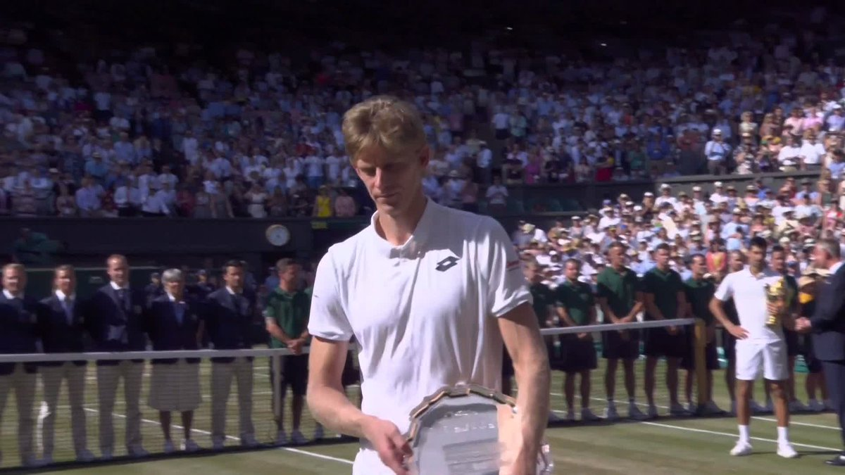 Wimbledon's photo on Kevin Anderson