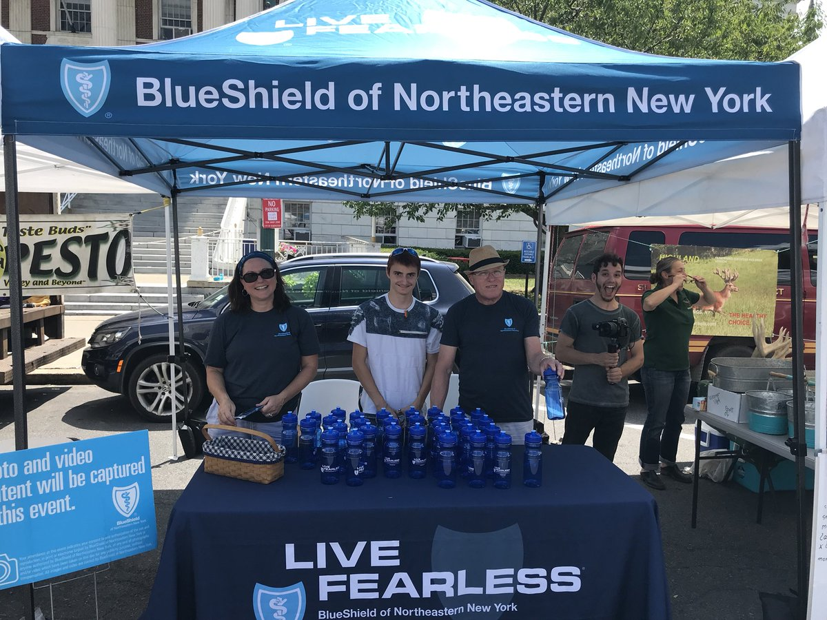 Blueshield Of Neny On Twitter Stopping By The Schdygreenmkt Today