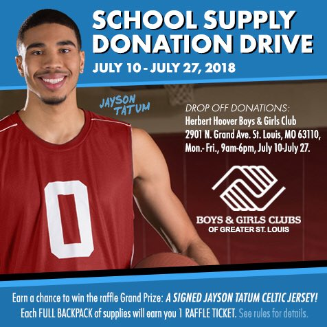 We're looking for donations for the first annual School Supply Donation Drive. Click the link for full description and a list of what we need. instagram.com/p/BlQhzQLgjOd/