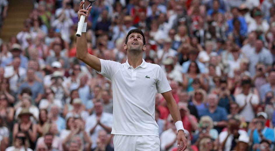 #Tennis : @DjokerNoletitré pour la 4e fois à #Wimbledon en dominantKevin Anderson  http://sur.laprovence.com/9y-u  - FestivalFocus