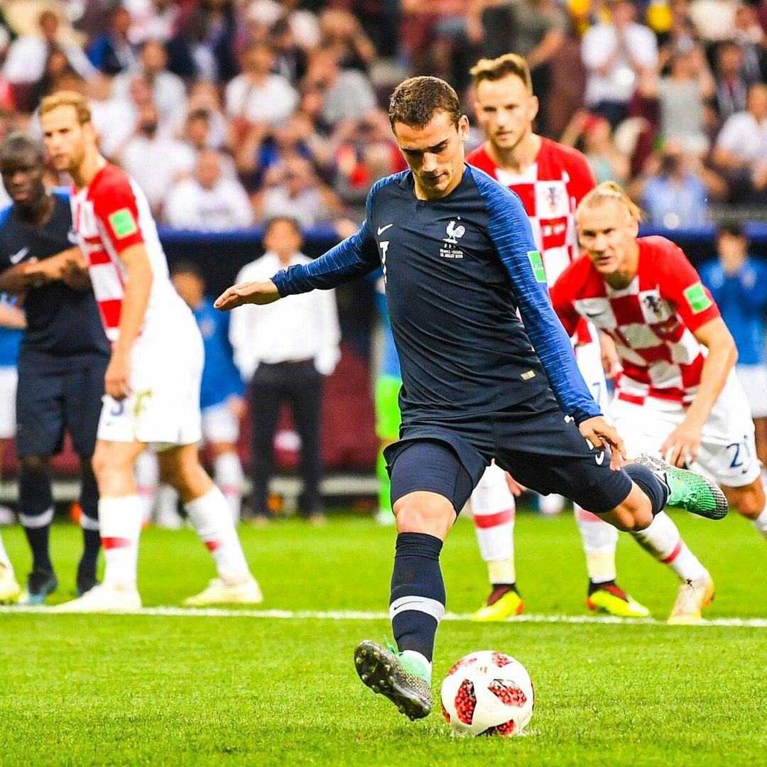 Франция-Хорватия 4:2