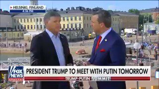 .@seanhannity: Timing of 12 Russian indictments is dubious https://t.co/QDBd0PotGE