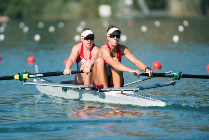 A big day on the water for #TeamCanada! 🥈🥈🥈🥉 🇨🇦 wins four medals at the World Rowing Cup III in Lucerne, Switzerland #WRCLucerne More: Photo