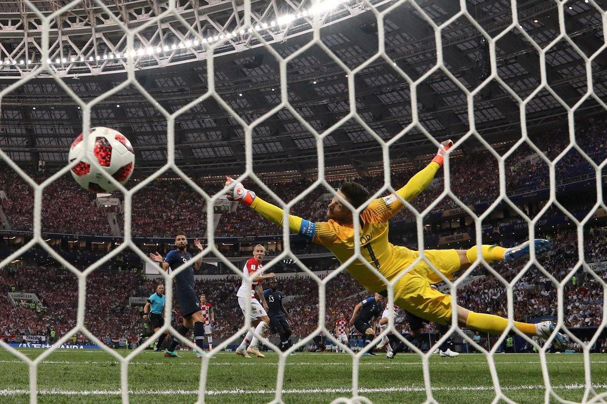 📸 France-Croatie, les plus belles images de la finale de la Coupe du monde, mises à jour en direct  #FRACRO #FRA  #CM2018    https://t.co/ItU4ugEoad