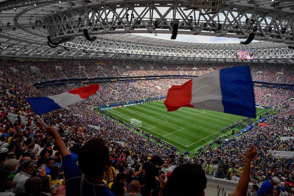 Gol della Francia: il 3 a 1 lo segna #Pogba #franciacroazia #FRACRO #FRA #CRO #Mondiali2018 #Worldcup https://t.co/hhfNOqndzE