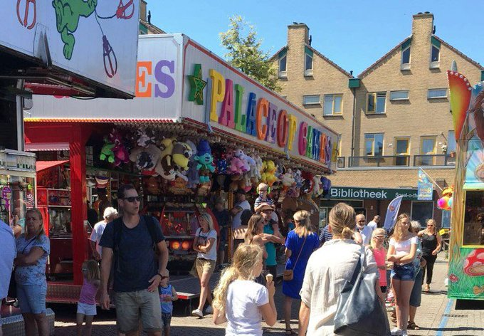 ADV; Prikkelarme kermis in 's-Gravenzande groot succes https://t.co/Hbj3InTYT9 https://t.co/rTeuJL3qh7