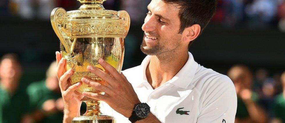 Novak Djokovic  est le vainqueur de #Wimbledon2018  ! Le Serbe l\