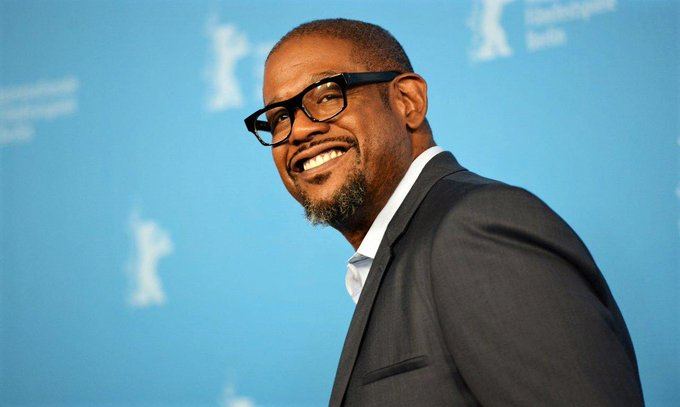 Happy birthday to Forest Whitaker!